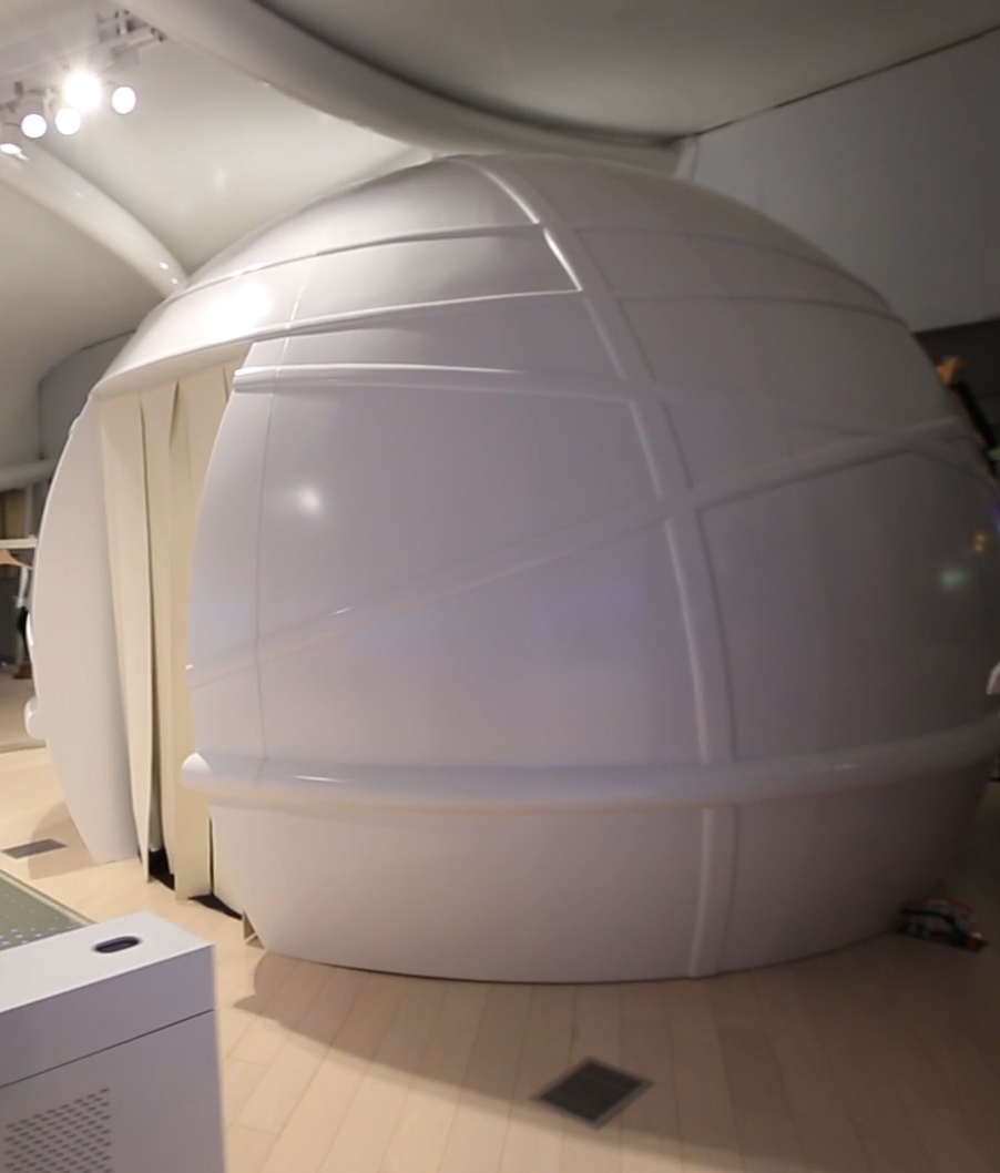 360 DEGREE DOMES